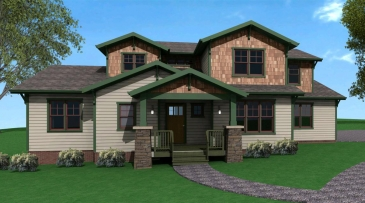 Schwartz2012 Exterior rendering
